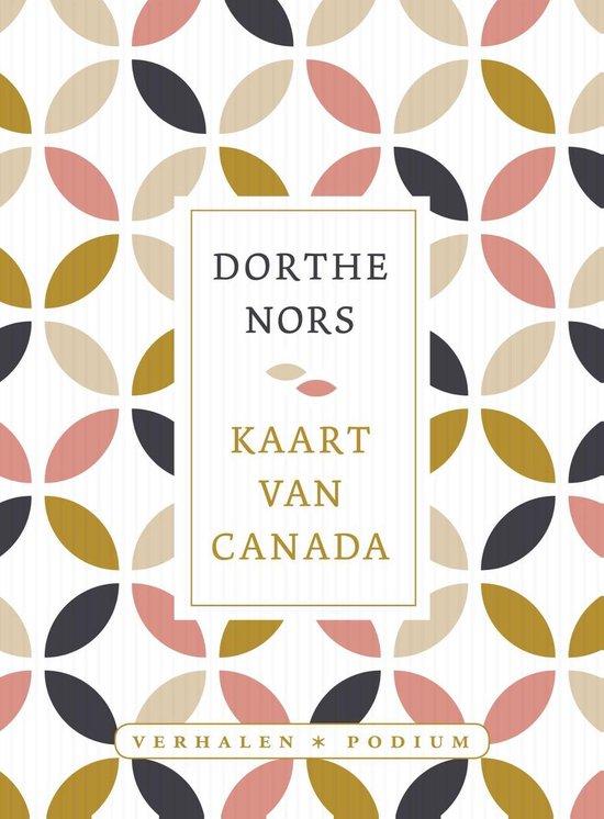 Kaart van Canada - Dorthe Nors |