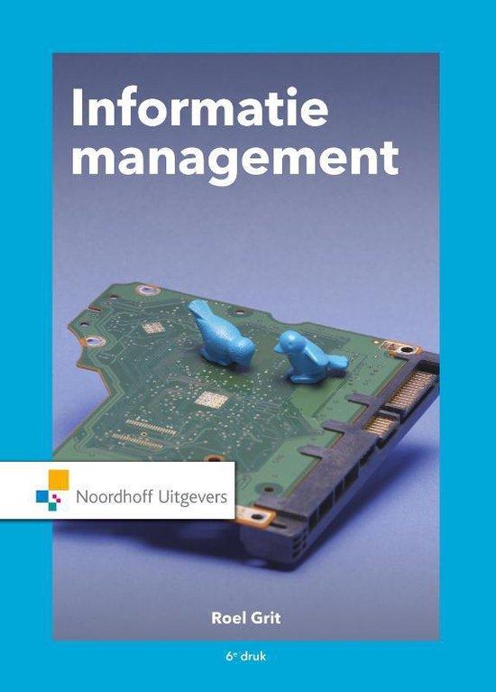 Informatiemanagement - Roel Grit  