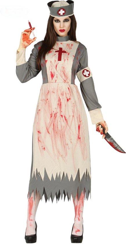 Halloween Kleding Winkel.Bol Com Halloween Kostuum Dames Verpleegster Deluxe