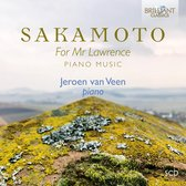 Sakamoto: For Mr Lawrence Piano Music