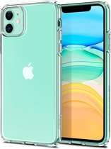 Spigen Liquid Crystal Case Apple iPhone 11 - Transparant