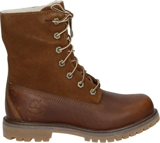 Timberland Authentic Teddy dames boot Bruin Maat 37 dames boot Bruin Maat 37