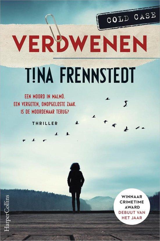 Boek cover Cold Case - Verdwenen van Tina Frennstedt (Onbekend)