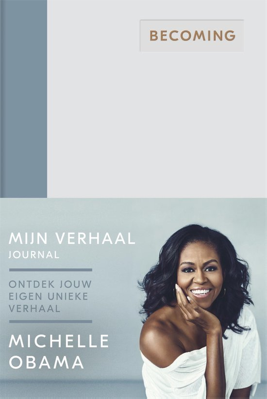 Mijn verhaal journal Michelle Obama