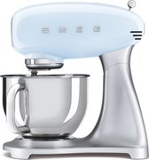Smeg Keukenmachine SMF02PBEU, pastelblauw