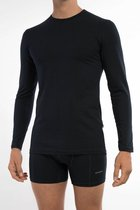 Claesen's Heren 1-pack lange mouw t-shirt - Navy- Maat XXL.