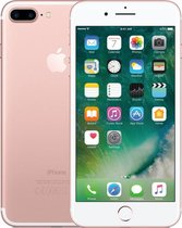 Apple iPhone 7 Plus - 128GB - Rosegoud