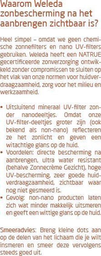 Weleda Edelweiss Zonnelotion gevoelige huid spf30 - 150ml