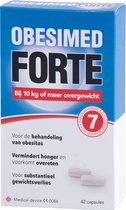Obesimed Forte - 42 capsules - Voedingssupplement