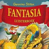 Boek cover Fantasia van Geronimo Stilton (Onbekend)