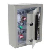 Rottner Elektronische Sleutelkluis Keytronic 20- voor 20 sleutels - 30x24,5x12cm
