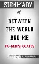 Boek cover Summary of Between the World and Me van Paul Adams