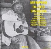 Memphis Blues Singers, Vol. 2