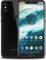 Motorola one 15 cm (5.9'') 3 GB 32 GB Dual SIM 4G USB Type-C Zwart Android 8.1 3000 mAh