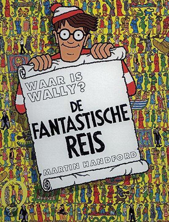 Waar is Wally - De fantastische reis - Martin Handford |