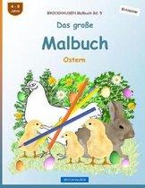 Brockhausen Malbuch Bd. 5 - Das Gro e Malbuch