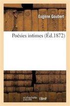 Poesies intimes