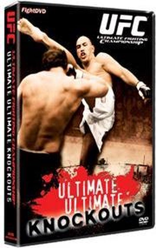 Cover van de film 'UFC - Ultimate Ultimate Knockouts'