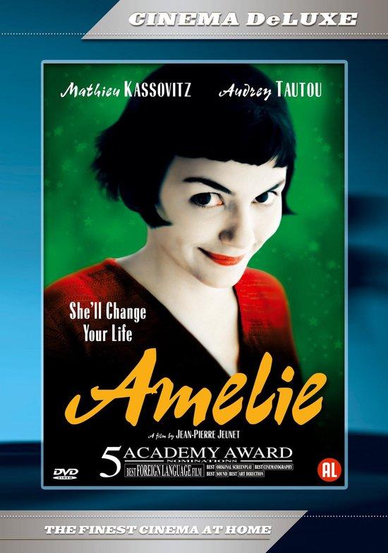 Cover van de film 'Amelie'
