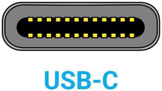 Samsung data- en laadkabel - USB-C - 1.5m zwart