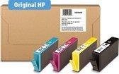 HP 364XL - Inktcartridge / Zwart / Cyaan / Magenta