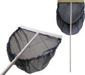 Garnalennet 40cm Zwart Net