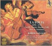 La Folia - Hesperion XXI/Savall (Hybride SACD)
