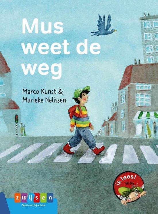 Ik lees! - Mus weet de weg - Marco Kunst pdf epub