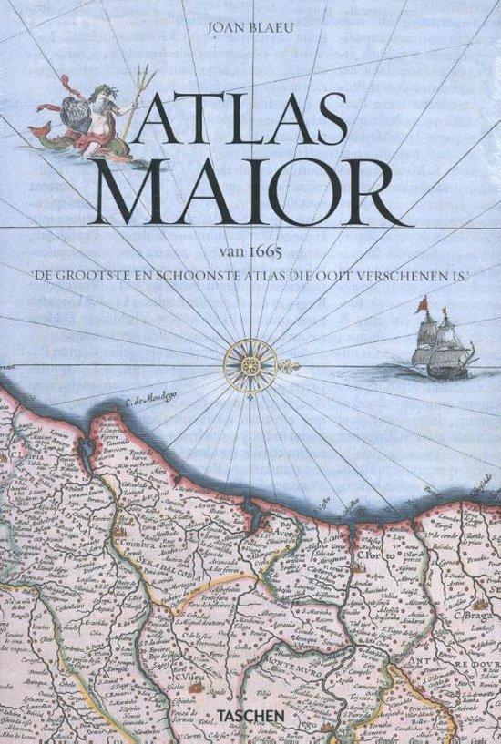 Blaeu. Atlas Maior - Peter van der Krogt |