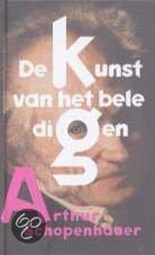 De Kunst Van Het Beledigen - Arthur Schopenhauer |