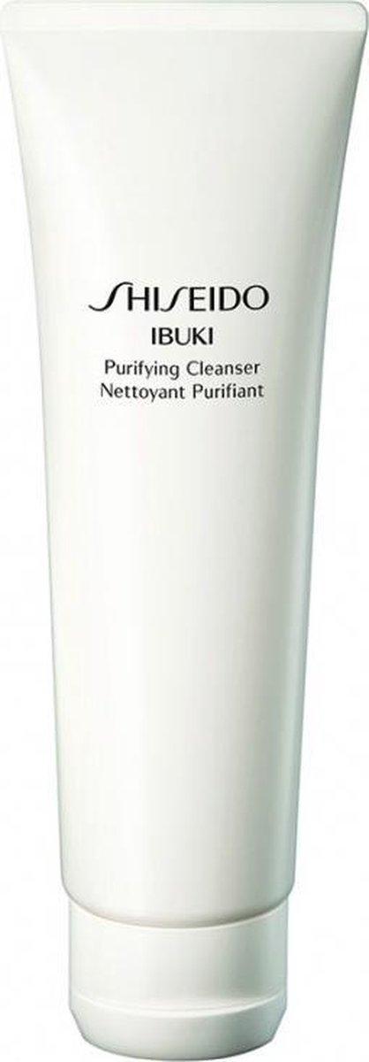 Shiseido Ibuki Purifying Cleanser Gezichtsgel 125 ml - SHISEIDO