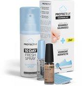 ProtectAir Complete Kalknagel Behandeling en Ademende Nagellak