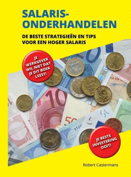 Salarisonderhandelen - Robert Castermans |