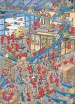 Afbeelding van Jumbo Jan van Haasteren Parcel Sorting Center postcentrum 950 stukjes