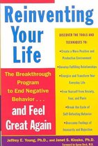 Boek cover Reinventing Your Life van Jeffrey E. Young (Paperback)
