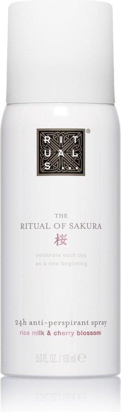 RITUALS The Ritual of Sakura Deodorant spray - 24h Anti-Perspirant Spray - 150ml