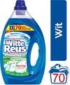Witte Reus Gel - Vloeibaar Wasmiddel - Witte Was - Grootformaat - 70 wasbeurten