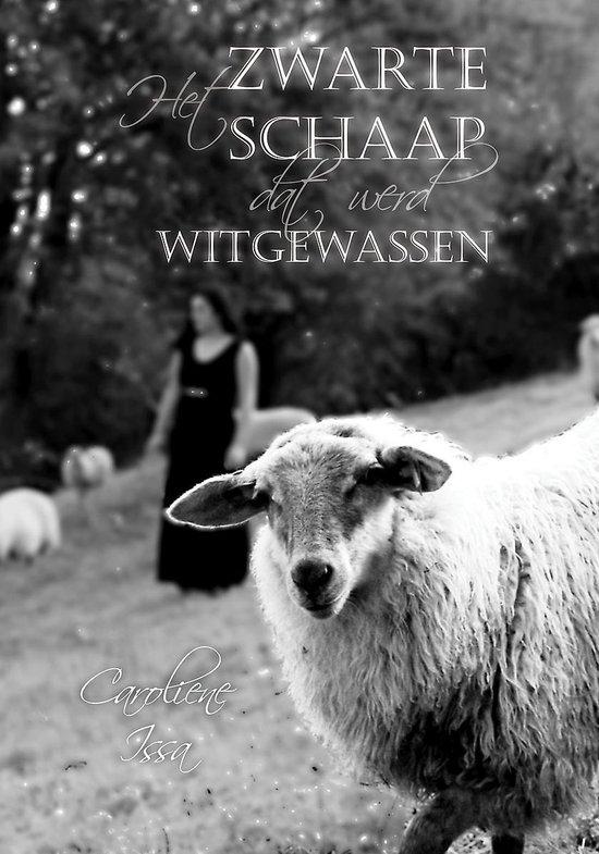 Boek cover Het zwarte schaap dat werd witgewassen van Caroliene Issa
