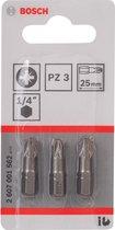 Bosch - XH-TORS/PZ3 - 3 stuks