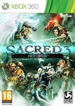 Sacred 3: First Edition - Xbox 360