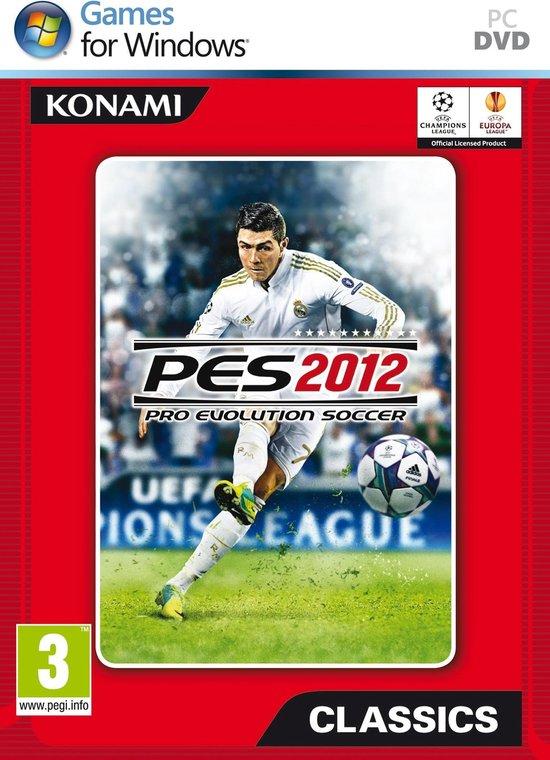 Pro Evolution Soccer 2012 – Windows