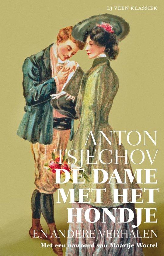 LJ Veen Klassiek - De dame met het hondje en andere verhalen - Anton Tsjechov | Readingchampions.org.uk