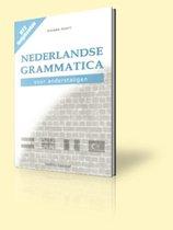 Afbeelding van Hulpboekje Nederlandse grammatica voor anderstaligen