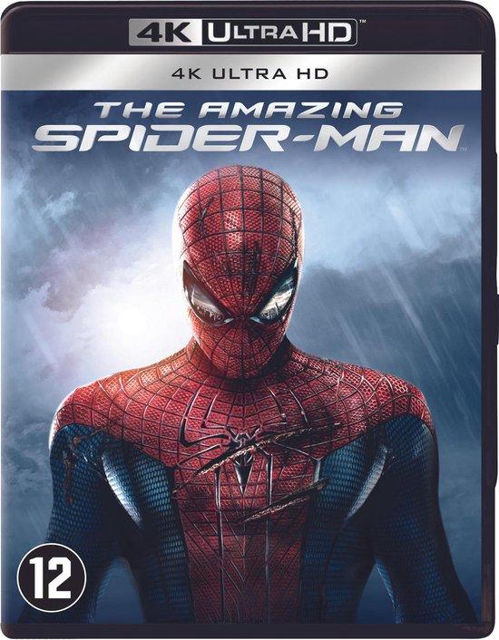 The Amazing Spider-Man (4K Ultra HD Blu-ray)