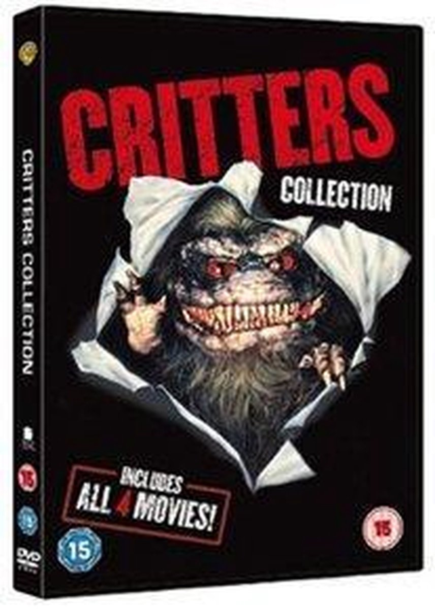 Movie - Critters Collection 1-4 - Movie