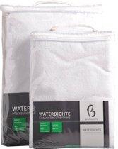 Bonnanotte Waterdichte Matrasbeschermer - Wit 80x200