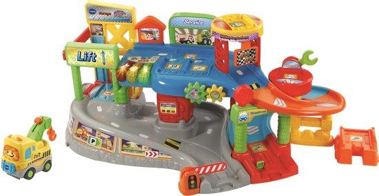 Afbeelding van VTech Toet Toet Autos Garage - Speelset