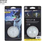 Nite Ize LED BALL FOR DOG  - DISCO GLOWSTREAK  GBS-07-R7 lamp hond
