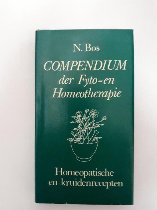 Compendium der fyto en homeotherapie - N. Bos |