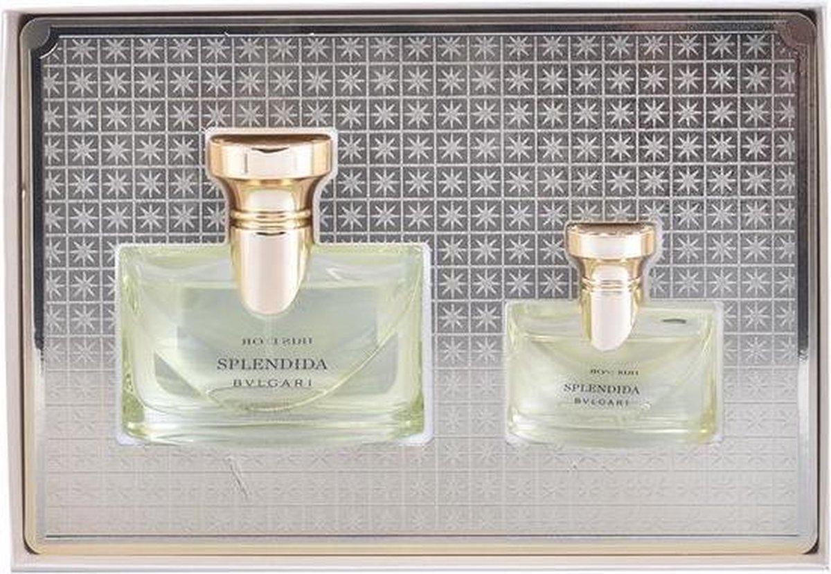 Parfumset voor Dames Splendida Iris Bvlgari (2 pcs) - Bvlgari